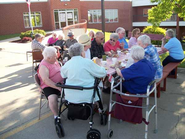Nursing Home Week Nursing Home Week 014